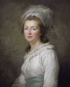 VIGEE-LE BRUN Elisabeth Louise, Portrait dÉlisabeth Philippine Marie Hélène de France, 4e quart du 18e siècle, Versailles ; musée national du château et des Trianons
