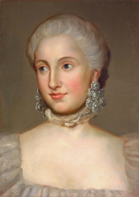 Princess Isabella Of Bourbon-Parma (1741-1763)