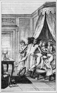 Juliette, Clairwil, Pauli & Laroche otages à Cachan