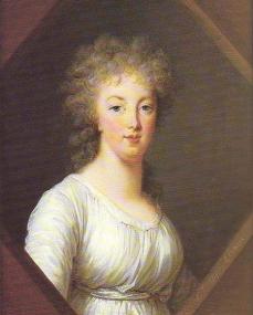Marie Antoinette Elisabeth Vigee Le Brun, 1800