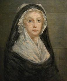 Sophie Prieur, 1793, Museum of Carnavalet