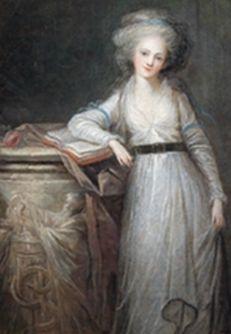 Madame Elisabeth  CHARLES EMMANUEL JOSEPH LECLERCQ