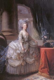 Archduchess Marie-Antoinette, reine de France 1779 Élisabeth Vigée-Lebrun