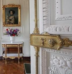 Petite salle a manger du Petit Trianon