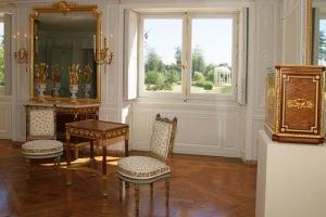 Chambre de la Reine au Petit Trianon
