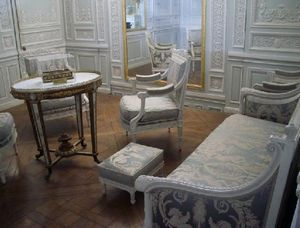 Ce petit boudoir de Trianon