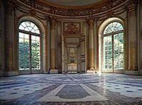 Le salon du Pavillon Français
