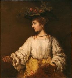 Flora, ca.1654 Metropolitan Museum