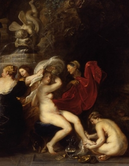 Peter Paul Rubens (1577-1640), Diana Bathing, ca.1635-40 Netherlands Institute for Cultural Heritage Rijswijk