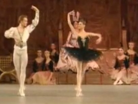 Swan Lake by Kirove Ballet