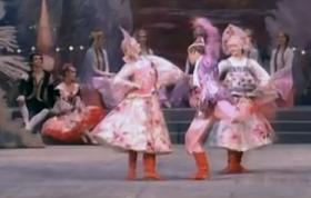 Trepak (Russian Dance).