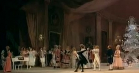 March and Childrens Galop from Nutcracker