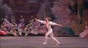 Nutcracker Lezhnina Baranov 2 act part 9 Tarantella.avi