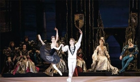 Bolshoi Theatre started the 234