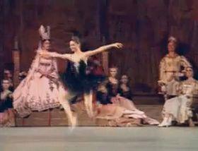 Yulia Makhalina (Swan Lake) Kirove Ballet