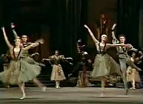 Swan Lake - Act1 Waltz Performed at Bolshoi Theater in April 25, 1989