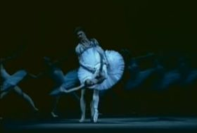 Bolshoi Swan Lake - Pas daction of Odette and Sigfried 2