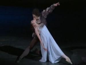Hungarian National Ballet Company HNBC, choreography by László Seregi