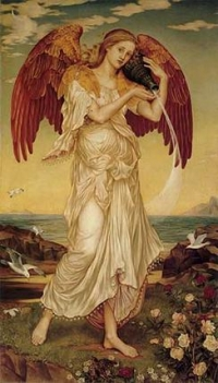 Eos  Evelyn de Morgan