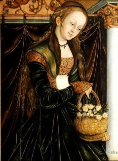 St. Dorothea  c.1530