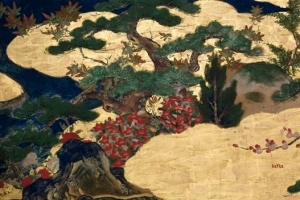Scenes from the Tale of Genji