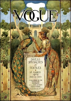 VOGUE FASHION by Linda Watoson