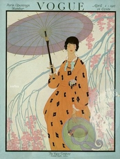 Helen Dryden, Vogue, April 1, 1917