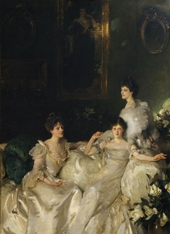 The Wyndham Sisters: Lady Elcho, Mrs. Adeane, and Mrs. Tennant, 1899