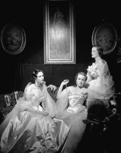 The Wyndham Sisters, after John Singer Sargent
