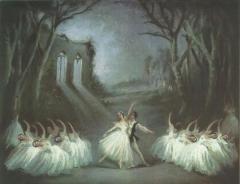 Carlotta Edwards- Nocturne, Les Sylphides