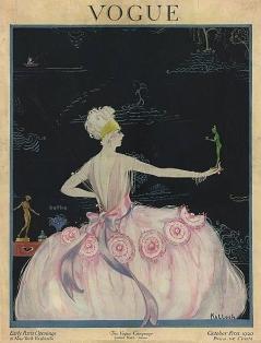 Vogue Robert Mero Kalloch 1920. Vogue