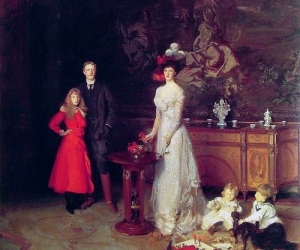 Sargent: The Sitwell Family