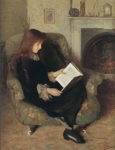 Les inséparables de Florence Ada Fuller (1867 - 1946)