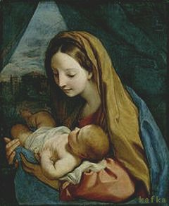 Carlo Maratti Madonna and child. Around 1660 Kunsthistorisches Museum, Vienna
