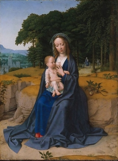 The Rest on the Flight into Egypt  Gerard David  The Metropolitan Museum