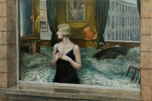 Mike Worrall The Trouble with Time, 2008-09