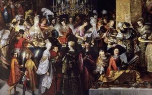 Uczta u Heroda i ścięcie św. Jana Chrzciciela , Museo del Prado, Madryt, 1639-1642