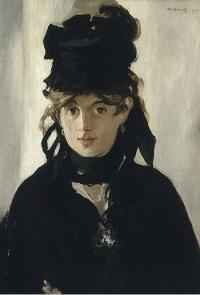 Berthe Morisot au bouquet de violettes
