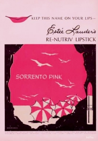 Estee' Lauder Re Nutriv Lipstick (1964)