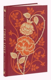 FIRST LOVE by I. Turgenev, The Folio Society,
