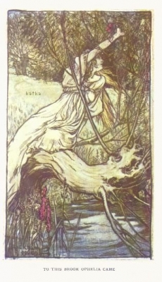 Tales from Shakespeare, by Charles and Mary Lamb illustrated by Arthur Rackham