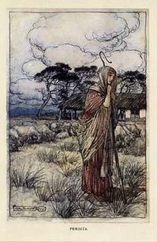 The Winters Tale  Arthur Rackham
