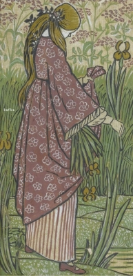 Pissarro Lucien, (Follow this Artist ) Ophelia