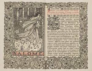 Salomé from Jules Laforgue: Moralites Legendaires