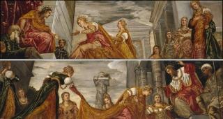 Ester ante Asuero