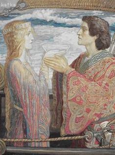 John McKirdy Duncan Tristan and Isolde 1912 City of Edinburgh Council
