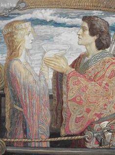 John McKirdy Duncan Tristan and Isolde 1912 City of Edinburgh Council