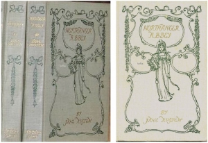 J.M. Dent 1898 editions of Austens novels illustrated by C.E. and H.M. Brock