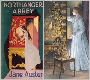 Jane Austen, Northanger Abbey ,  Queensway Press