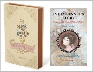 Jane Austen:Lydia Bennets Story by Jane Odiwe